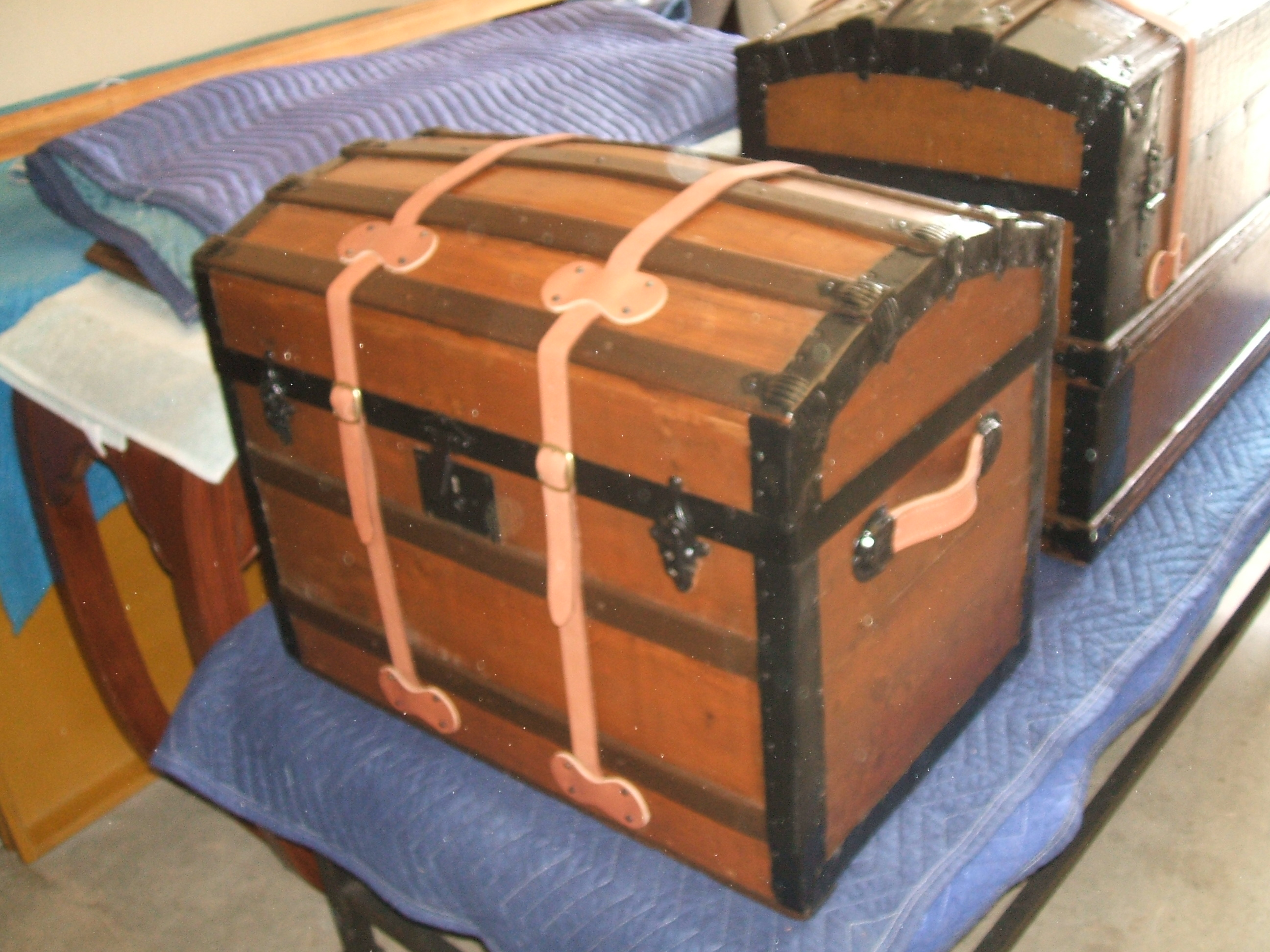Steamer Trunk (After)